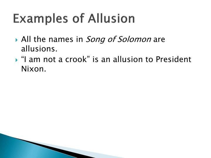 PPT - Diction, Allusion, Analogy PowerPoint Presentation - ID:5483538