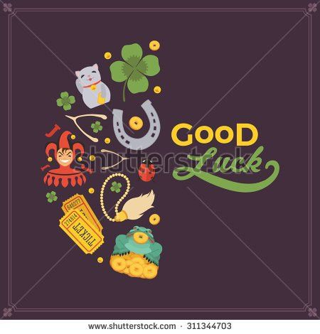 Vector Decorating Design Made Lucky Charms Stock Vector 316143107 ...