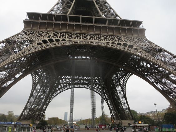 How would you describe GUSTAVE EIFFEL's architectural masterpiece ...