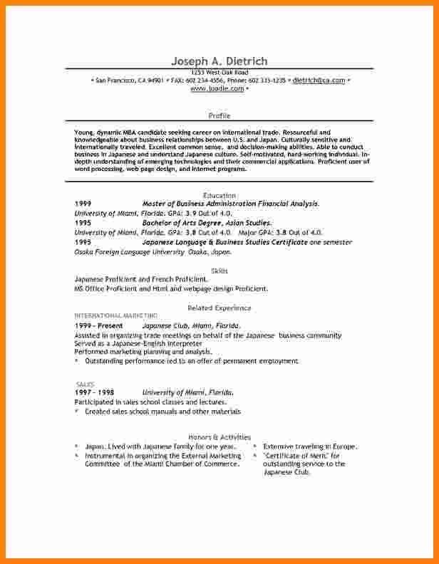 7+ job resume format download ms word | ledger paper