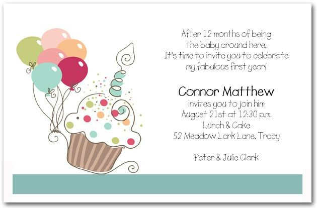 Birthday Invites - Blueklip.Com