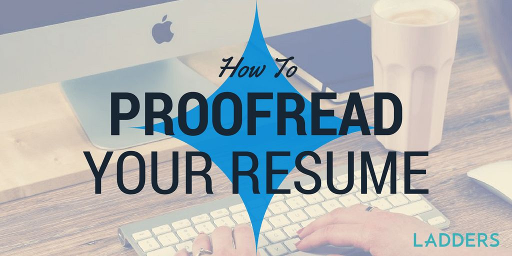 How Long Should Your Resume Be? | Ladders