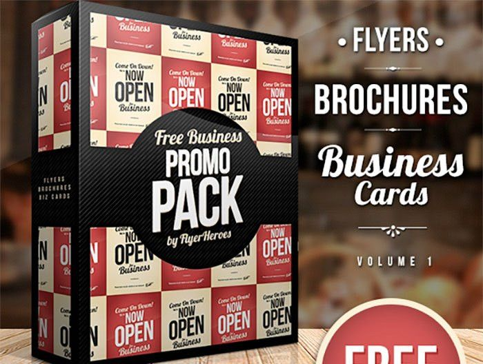 15 Awesome Free Flyer Templates | Design Crawl