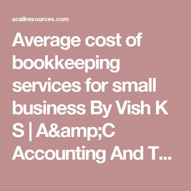 Best 25+ Bookkeeping services ideas that you will like on ...