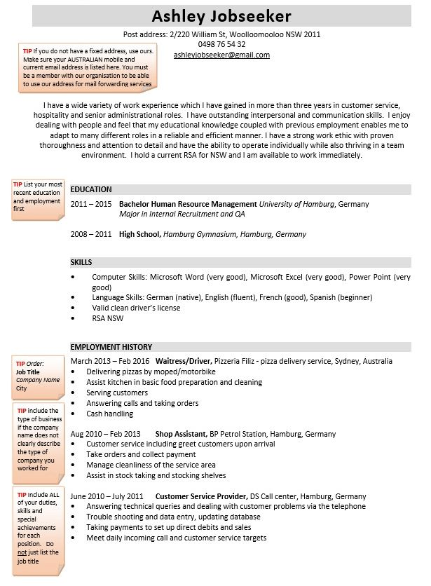 Example Resume Backpackers. Resume. Ixiplay Free Resume Samples