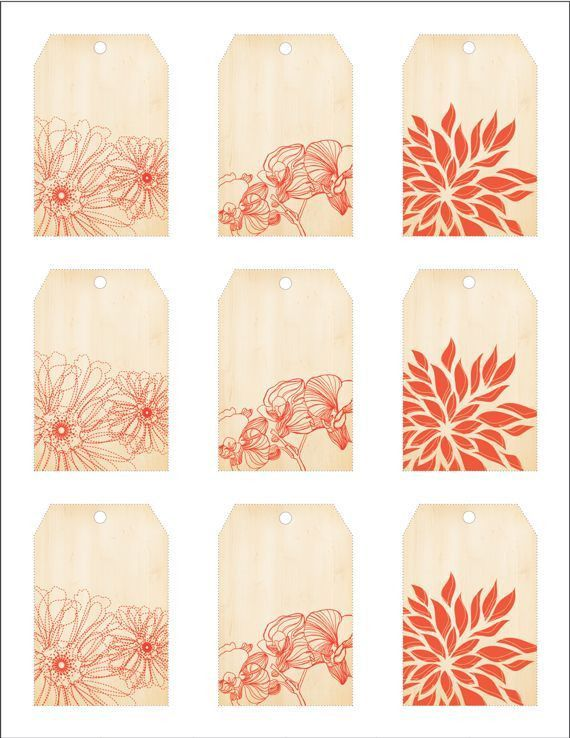 732 best Printable Labels and Tags! images on Pinterest   Free ...