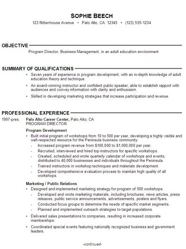 accounting resume sample entry level resume examples accounting ...