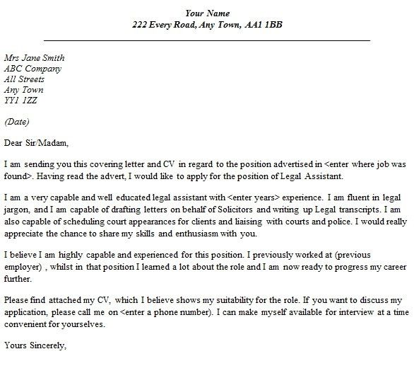dental assistant cover letter examples