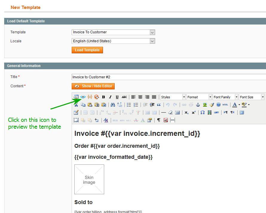 Magento Invoice PDF Customizer Extension - Make custom PDF ...
