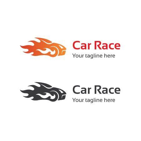 Car Race Logo Template. Buy Vector Logo for $10!