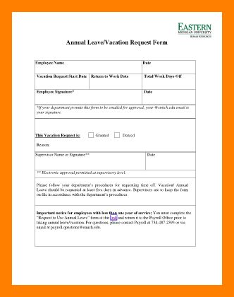 3+ staff leave form template | janitor resume