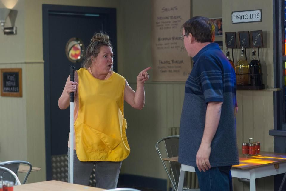 EastEnders spoilers: Karen Taylor lands a job with Ian Beale as a ...