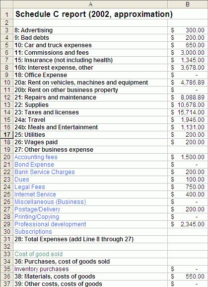 Keep track of your business expenses with this download - TechRepublic