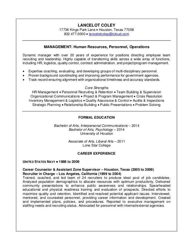 senior recruiter resume objective 3. technical it recruiter resume ...