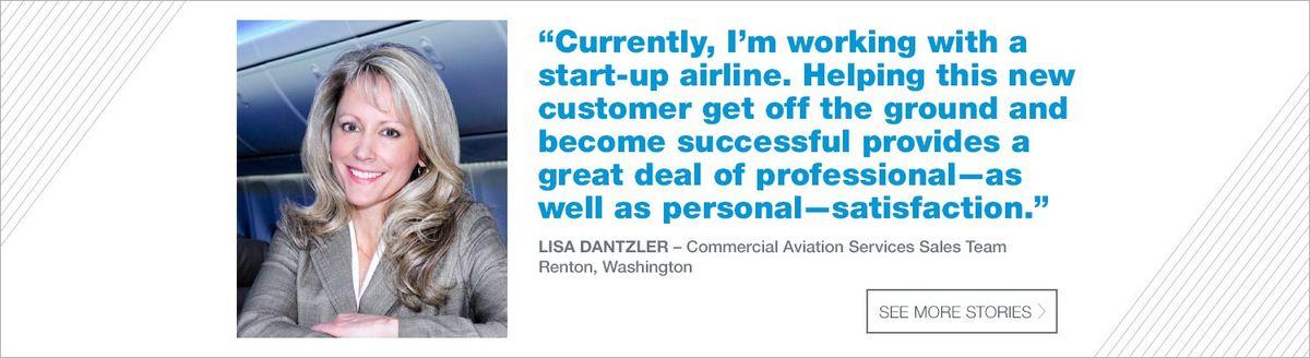 Boeing: Business Careers