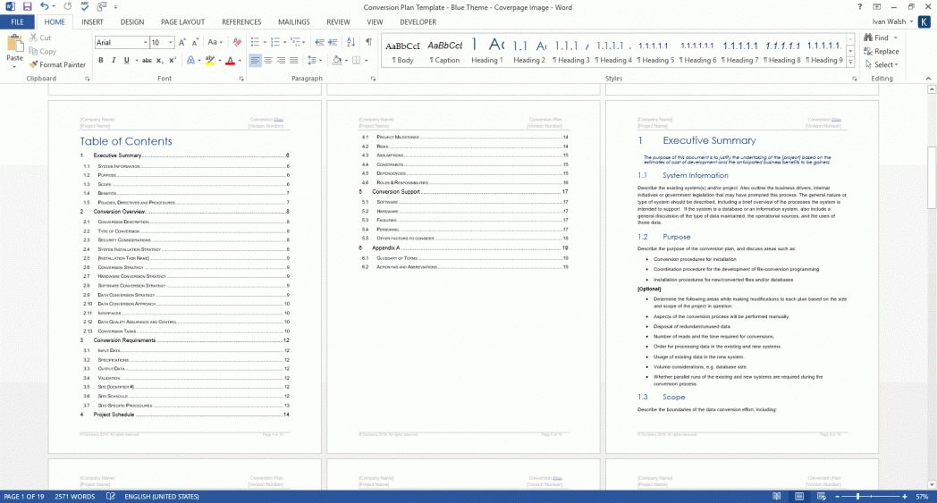 Microsoft Word For Lawyers Using Legal Templates In 2013 Ms ...