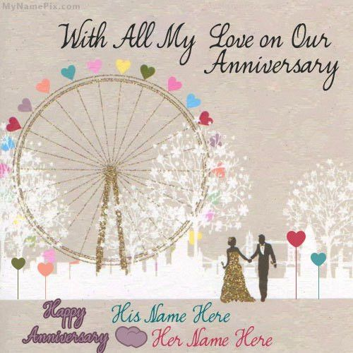 Top 5 Layouts For Free Anniversary Card Templates - Word Templates ...