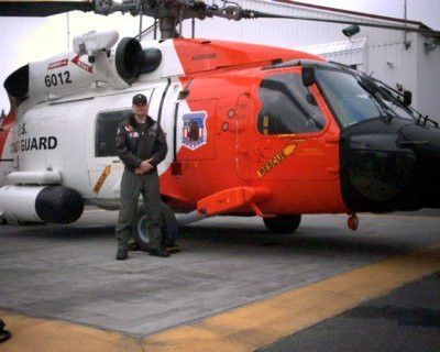 So You Want My Job: Coast Guard Helicopter Flight Mechanic | The ...