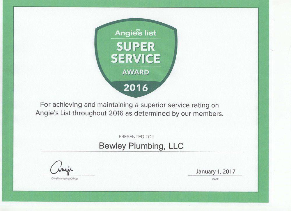 Bewley Plumbing - Plumbing - 606 E Standifer St, McKinney, TX ...