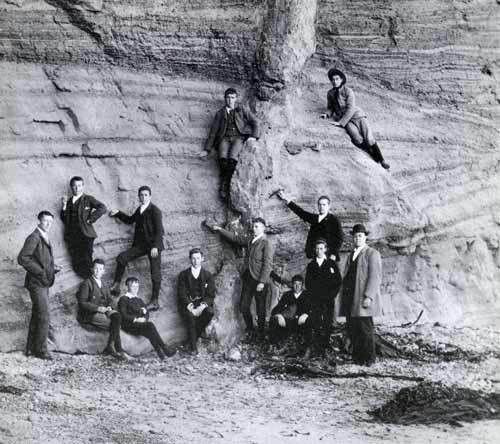 Geology at Waitaki Boys High School – Geological exploration – Te ...