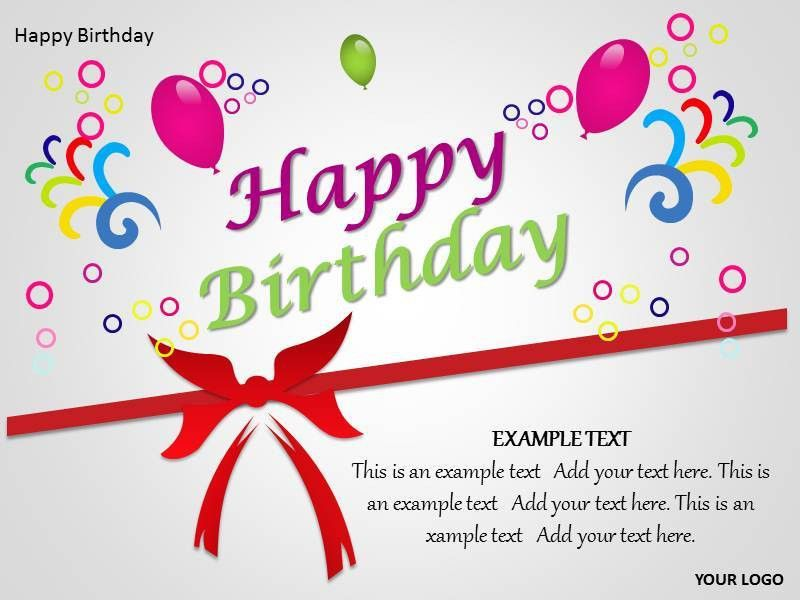 Birthday Template Word 10 Ms Word Format Birthday Templates Free – Birthday Word Template