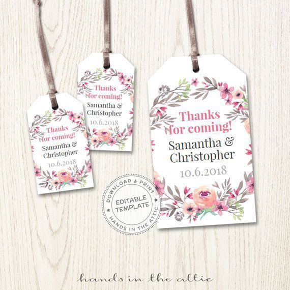 141 best Printable Gift Tags images on Pinterest   Gift tags, My ...