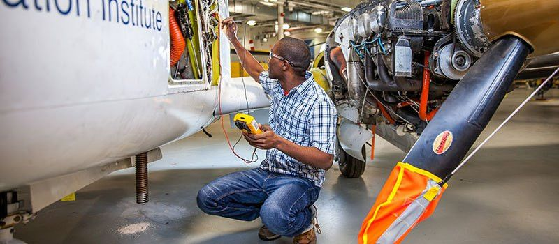 Nova Scotia Community College - Aircraft Maintenance Engineer ...