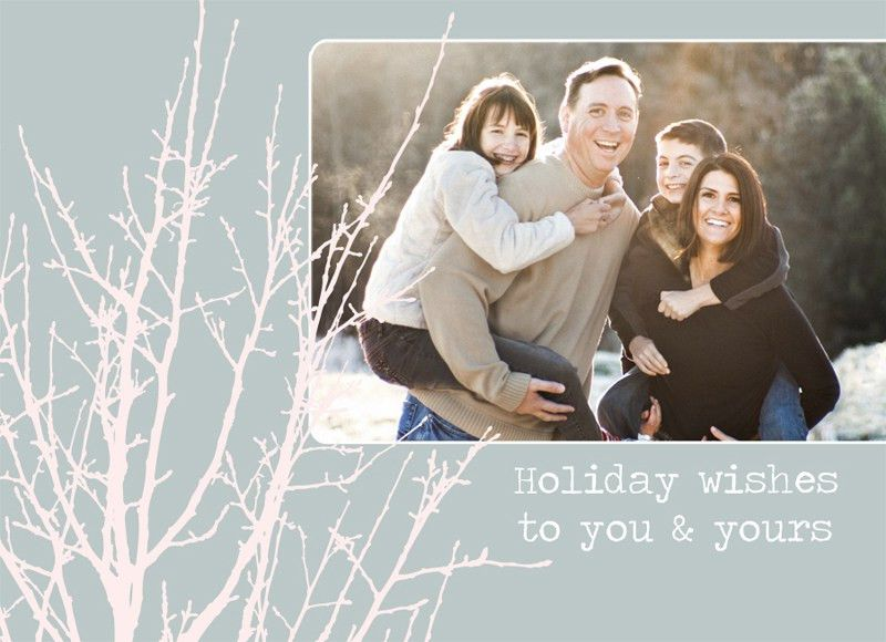 Holiday Card Template. Holiday Greeting Card Template - Excel Pdf ...
