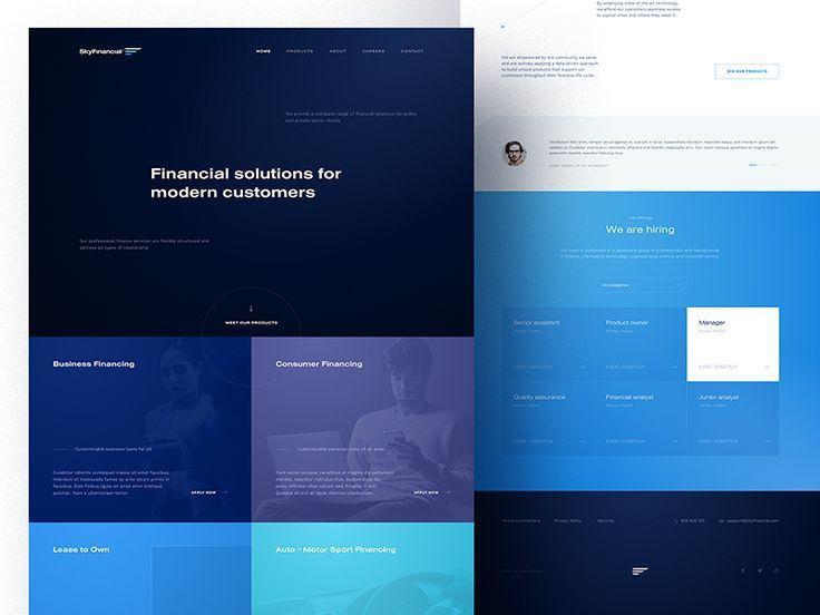 Best 25+ Best landing page design ideas on Pinterest   Website ...