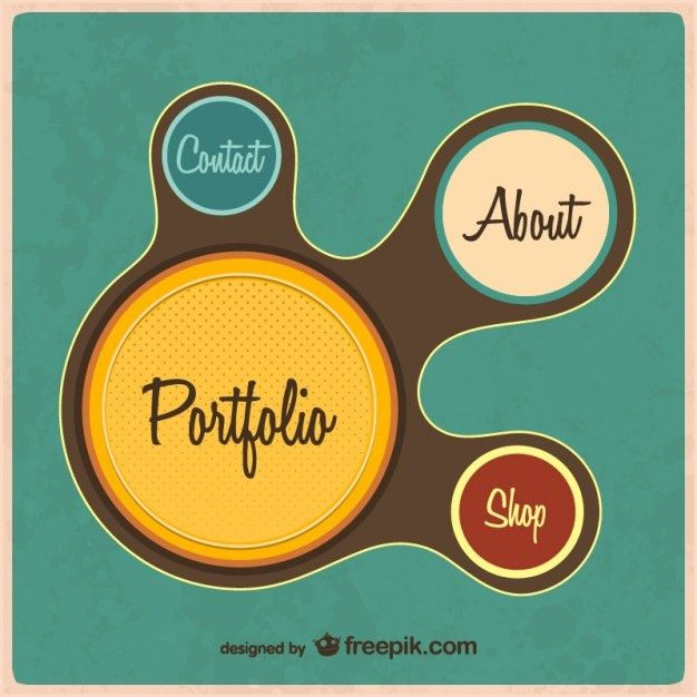 Portfolio Vectors, Photos and PSD files | Free Download