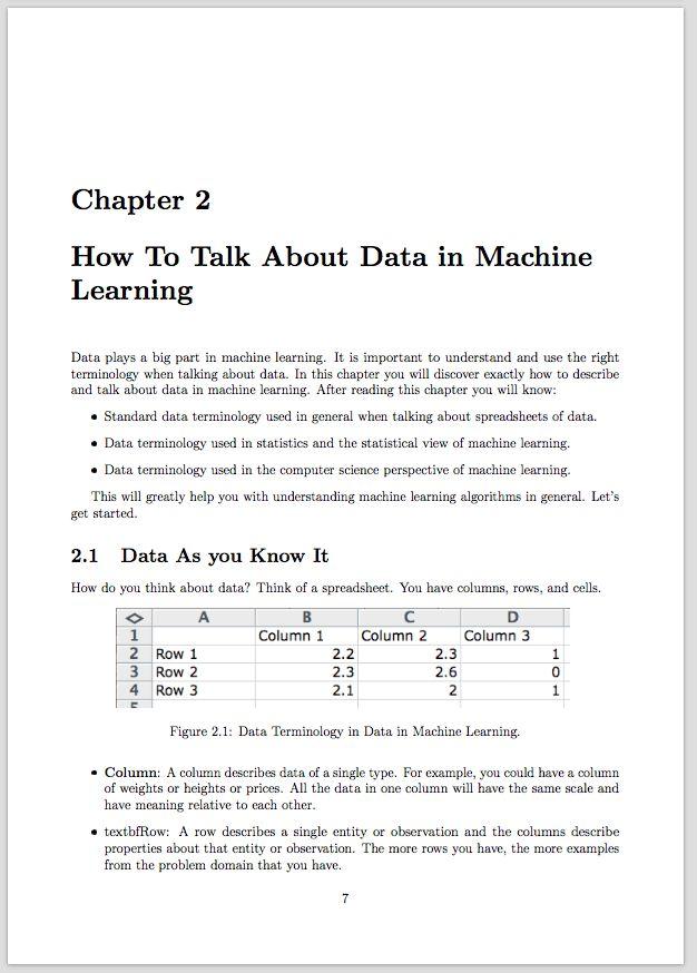 Master Machine Learning Algorithms