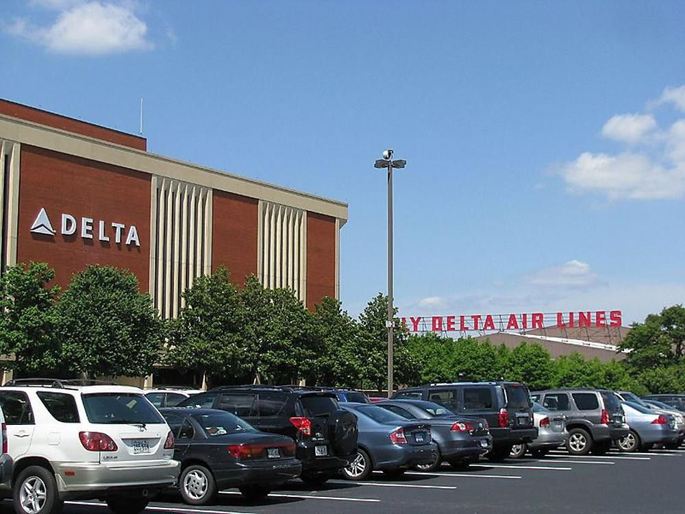 Delta Airlines Headquarters, ... - Delta Air Lines Office Photo ...