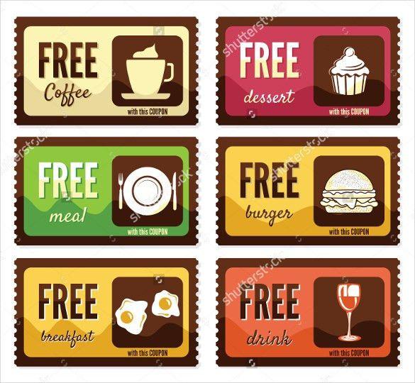35+ Coupon Design Templates – Free Sample, Example, Format ...
