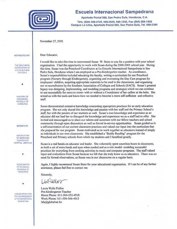 kindergarten cover letter professional kindergarten teacher cover