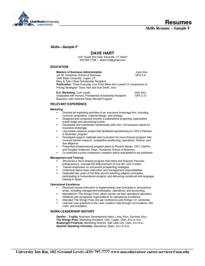 How Can I Write My Resume | Resume Examples 2017