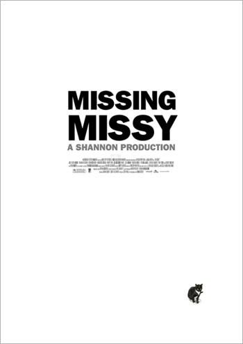 Making a poster of a missing cat ~ LikePage