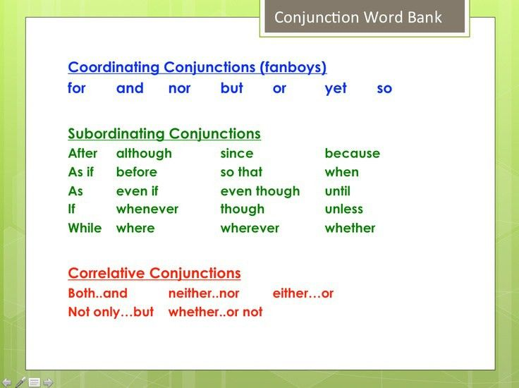 32 best Conjunctions images on Pinterest | Teaching writing ...