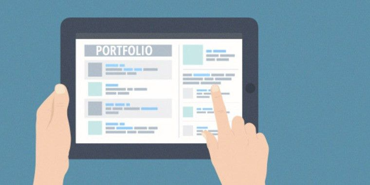 Creative Resume Templates for E-Learning Portfolios