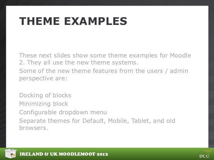 Theme development workshop part 1