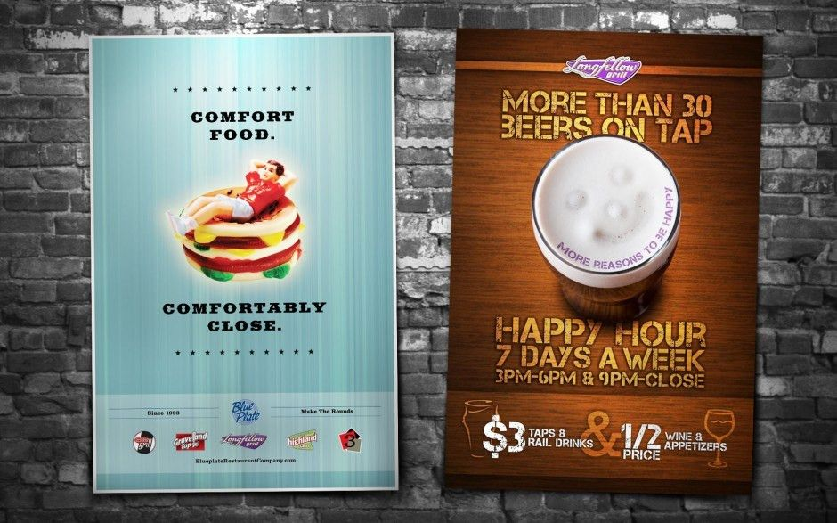 Blue Plate Restaurant Company - Integrated Advertising Network ...