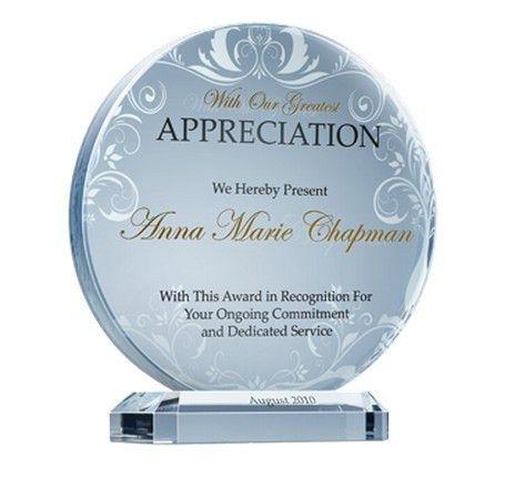 Teacher Appreciation Awards & Plaques | Teacher Gifts Ideas