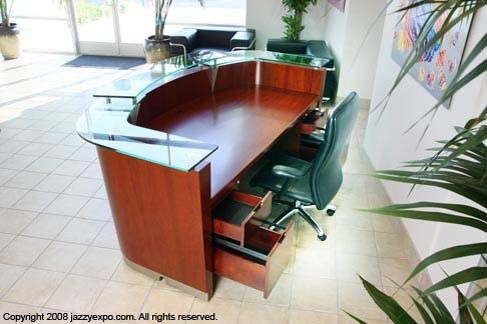 Manhattan Reception Desk