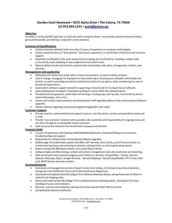 Handyman Resume | berathen.Com