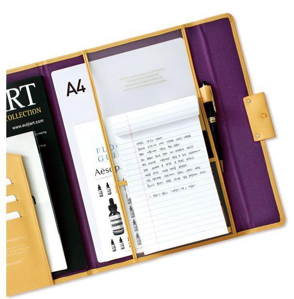 resume folder