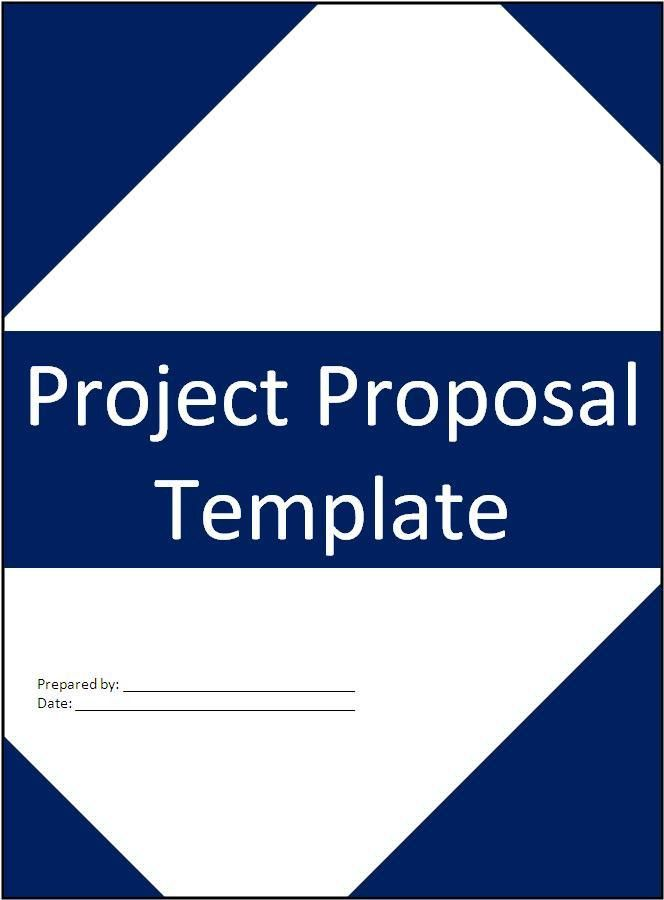 28+ Proposal Template Free | Simple Program Proposal Template Free ...