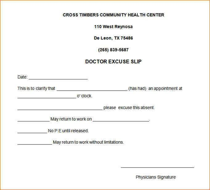 12+ printable doctors note | academic resume template