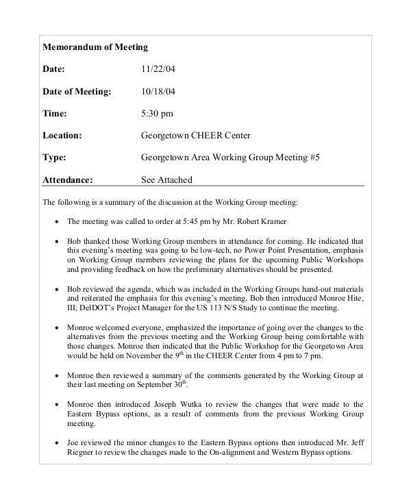 Employee Memo Template - 5+ Free Word, PDF Document Downloads ...