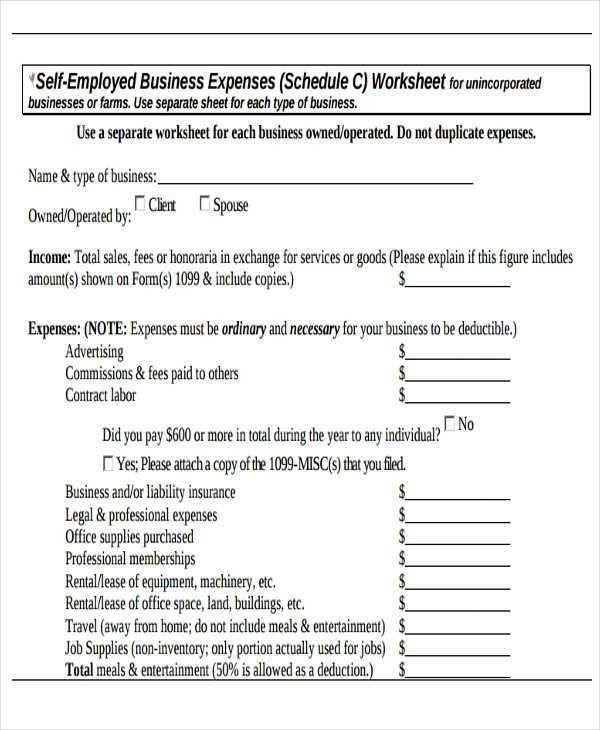 22+ Expense Report Format Templates   Free & Premium Templates