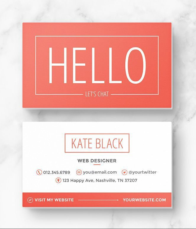 39 best ✏ Business Card Templates images on Pinterest | Business ...