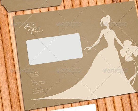 Wedding Card Envelope Templates – 21+ Free Printable Word, PDF ...